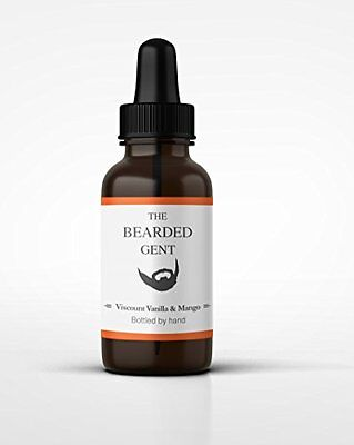 Viscount Vanilla & Mango Premium Beard Oil - For a thicker, softer and fuller be
