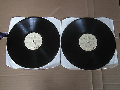 MALCOLM MCLAREN WORLD FAMOUS SUPREME TEAM  TOWNHOUSE 2x LP ACETATES SEX PISTOLS