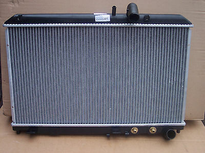 Brand New Radiator Mazda Rx-8 / Rx8 1.3/2.6 Petrol 2003 To 2008 For Manual Cars