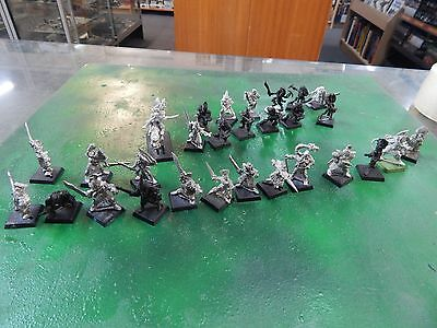Games Workshop Warhammer Fantasy old metal Dark Elves