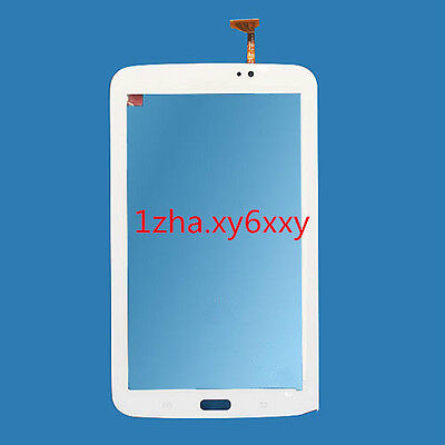 """For Samsung Galaxy TAB 3SM-T210R 7"""" Touch Scree Digitizer Glass White 1z0h#"""