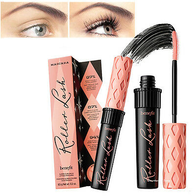 Benefit Roller Lash black curling lifting mascara 8.5g Brand New - Free Shipping