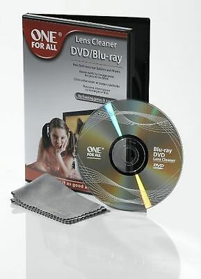 One for All SV 8350 Nettoyage pour Lentilles DVD/BLU-RAY