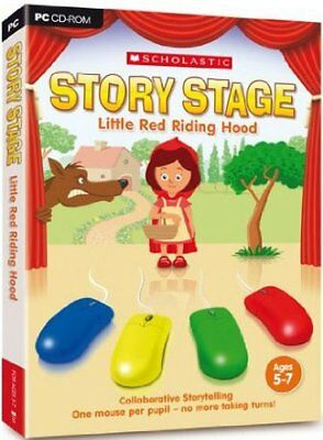 Little Red Riding Hood (Story Stage), New, Hutchinson, Paul Book