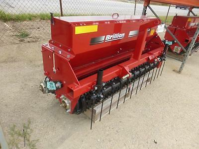 Brillion 5 Foot 3 Point Landscape Seeder Brand New Fits Many Tractors