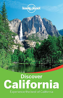 Lonely Planet DISCOVER CALIFORNIA (Travel Guide) - BRAND NEW 9781742206240