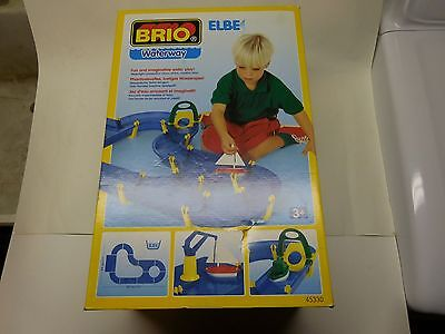 BRIO ELBE Waterway System # 45330 NEW!!!!!...... FREE SHIPPING!!!