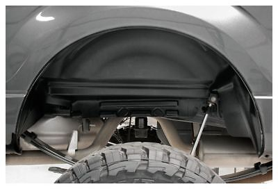 Rough Country Rear Wheel Well Liners 04-14 Ford F-150 Trucks 4504
