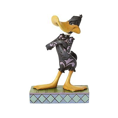 Looney Tunes by Jim Shore Mini Resin Daffy Duck Figurine New with Box