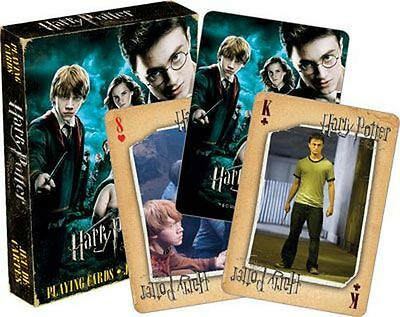 Harry Potter - Order Of The Phoenix - Playing Card Deck - 52 Cards New - 52419