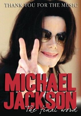 Thank You for the Music: Michael Jackson, The Fina DVD Region ALL