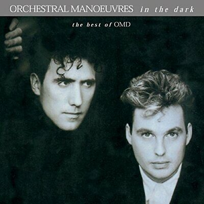 Orchestral Manoeuvres In The Dark... - Orchestral Manoeuvres In The Dark CD W9VG