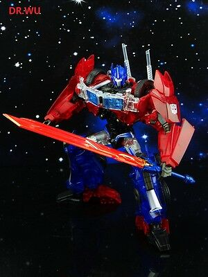 Transformers Dr.Wu DW TP-08 red Skybreaker The Sword Version in stock