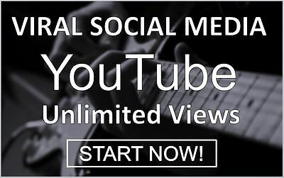 I Will Promote YouTube Video With Viral Social Media Method For $10