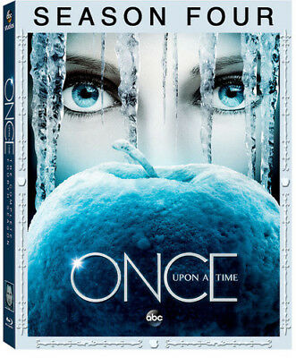 Once Upon a Time: The Complete Fourth Season [New Blu-ray] Ac-3/Dolby Digital,
