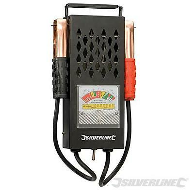Silverline Battery & Charging System Tester - Tracked Delivery