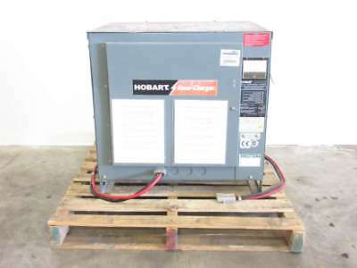 Hobart 510C3-12 Accu-Charger 3Ph 12-Cell Battery Charger 240/480V 24V-Dc D546039