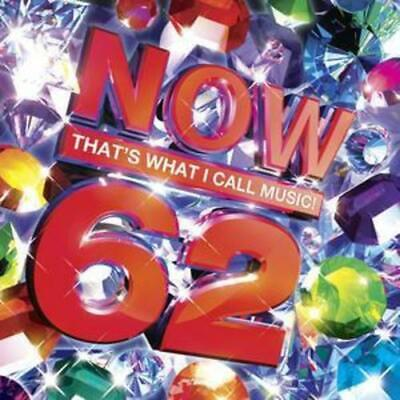 Various Artists : Now That's What I Call Music! 62 CD 2 discs (2005) Great Value