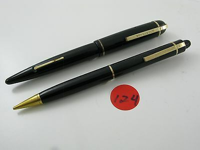 Black Eversharp Skyline Fountain Pen & Pencil Set