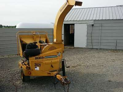2005 Vermeer BC625A Bandit Carlton Morbark Dosko Altec Wood Brush Chipper