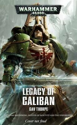 Legacy of Caliban: The Omnibus by Gav Thorpe 9781784964399 (Paperback, 2016)