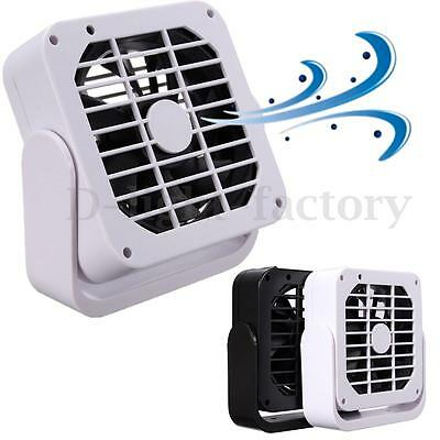 Magnetic Portable Super Mute PC USB Cooling Desk Mini Fan Laptop Computer Cooler