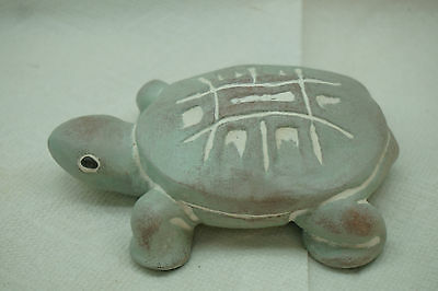 Isabel Bloom Figurine Turtle Retired Signed By Artist Figure Statue Sculpture