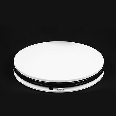 360° 45*63 Electric Motorized Display Stand Rotating Turntable 3D For exhibition