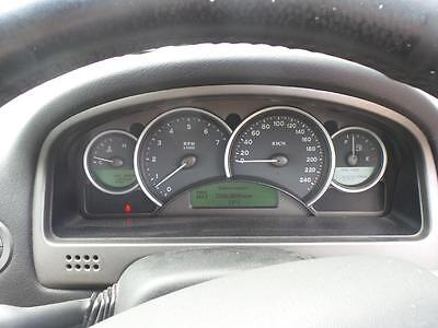 Holden Commodore Vz 3.6L Sv6 Automatic Instrument Cluster 08/04-09/07