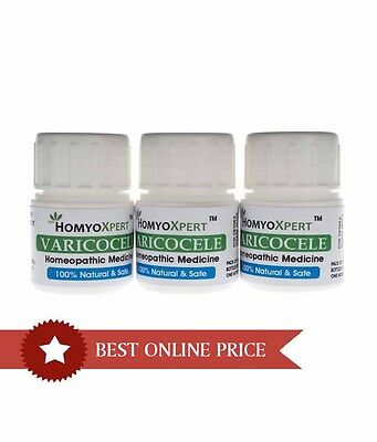 HomyoXpert Varicocele Homeopathic Medicine For One Month