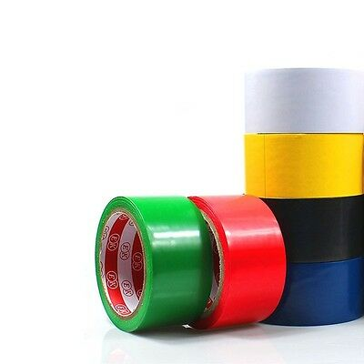 1pcs 22m Soft PVC Self Adhesive Tape Roll Waterproof Package Wrap 50mm Wide
