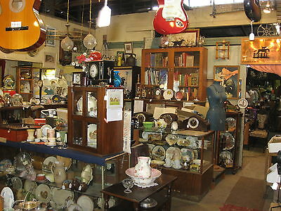 Entire Stock 13 Yr.established Se Subs Melb Antiques/collectables Shop Must Sell