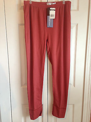 Nwt Womens Carhartt Work Dry Base Layer Pants Large 12-14 Midweight Thermal