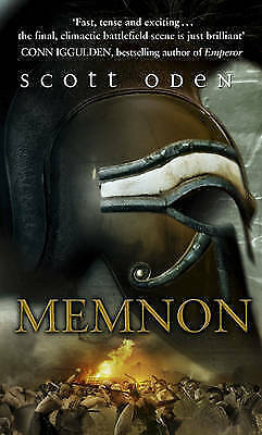 Memnon by Scott Oden (Paperback, 2007) New Book