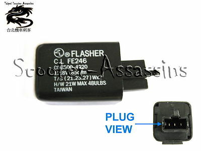 LED FLASHER RELAY for YAMAHA FZ1 N & S  2006-2010....TW