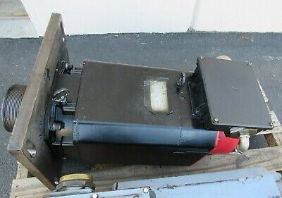 Ge Fanuc Ac Spindle Motor Model 22/8000, Type A06B-0859-B102 #3000  - See Pics
