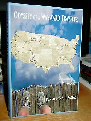 Odyssey Of A Wayward Traveler, 20,000 Miles Across U.S. Yellowstone, White Sands