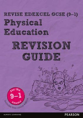REVISE Edexcel GCSE (9-1) Physical Education Revision Guide 9781292135120
