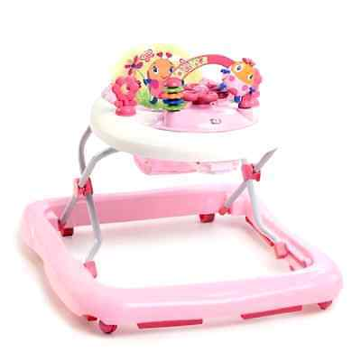 Walker Bright Starts Walk A Bout New Toy Baby High Seat Lights Juneberry Delight