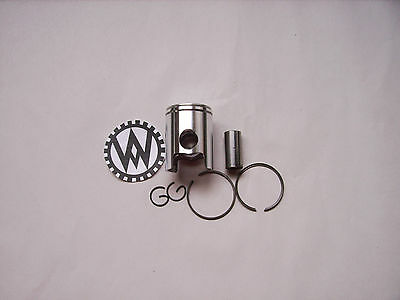 Hercules SACHS 50 S Piston E WITH RINGS AND BOLTS Tolerance E