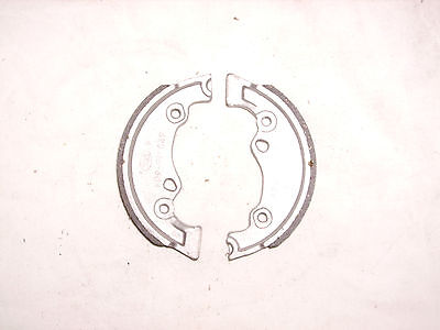 Set Brake Shoes Front or Rear Zündapp Falconette, Combinette, 051-290-003