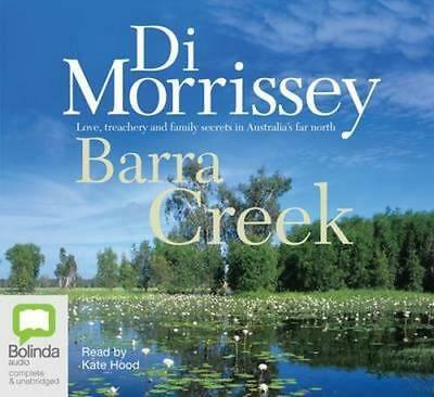 NEW Barra Creek By Kate Hood Audio CD Free Shipping