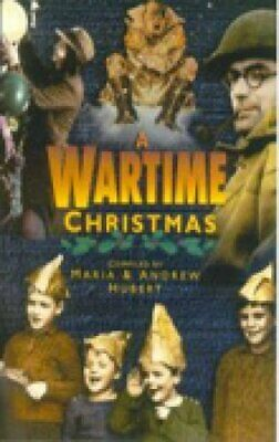 A Wartime Christmas (Christmas Anthologies) by Hubert, Maria Paperback Book The