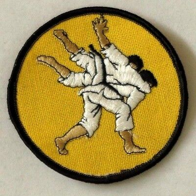 """Karate Patch Embroidery Martial Arts - 3"""" - New"""