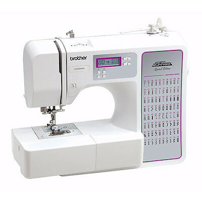 Brother CE8080 PRW 80-stitch Limited Edition Project Runway Computerized Sewing