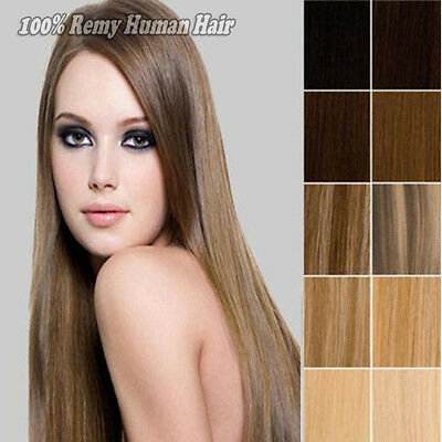Clip In Remy Human Hair Extensions Real Human Hair Extension Straight Hair