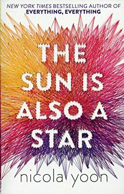 The Sun is also a Star by Yoon, Nicola Book The Cheap Fast Free Post