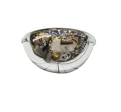 """18"""" Half Domes Safety Mirrors Security Business Industrial Store Market Viewing"""
