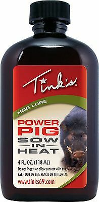 Tink's Power Pig Sow-in-Heat Atrractant (4-Ounce) [Attracts boars] (W6330) AOI