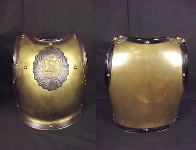 French Second Empire Complete Cuirass